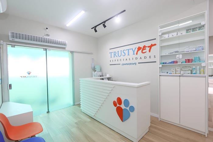Trusty Pet - Recepção 2o Andar